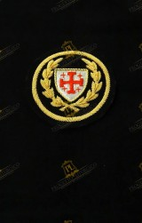 BERET BADGE RANK FOR KNIGHT GRAND CROSS HOLY SEPULCHRE