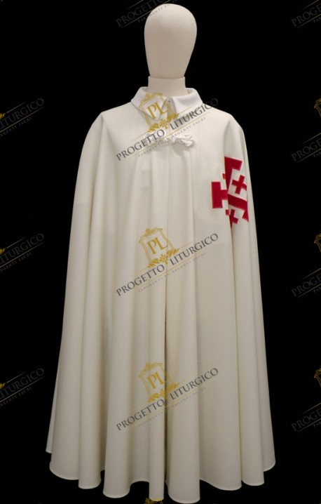 HOLY SEPULCHRE KNIGHT'S CAPE