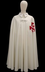 Mantello del cavaliere Santo Sepolcro
