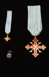 Insignia Costantinian Order of Saint George