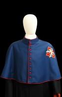 Mozzetta per sacerdote Ordine Costantiniano di san Giorgio