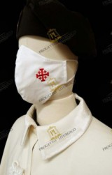 Resusable face mask Holy Sepulchre