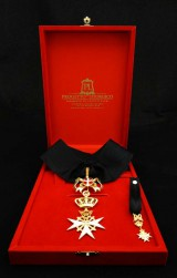 THE THIRD CLASS OF THE ORDER OF MALTA